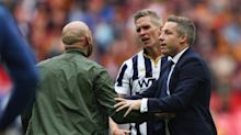 Morison slams Millwall pitch invaders who 'ruined our big Wembley moment'