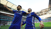 No Hazard, no Costa but Conte is good enough to mastermind another Chelsea win at Wembley
