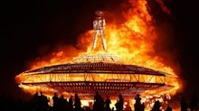 Thousands of Burning Man fans violated social distancing laws to hold their own festivals in the Nevada desert and on California beaches