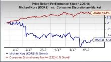 Three Reasons Why Michael Kors (KORS) is Down 7% in 3 Months