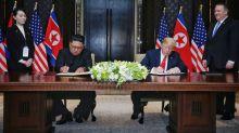 Nobel Peace Prize winner says Trump Kim agreement doesn't go far enough on nuclear disarmament