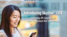 Skyworks Launches SkyOne® LiTE