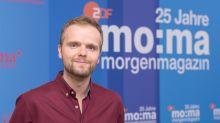 Wettermann Benjamin Stöwe begeistert das Internet mit Gewitter-Pulli
