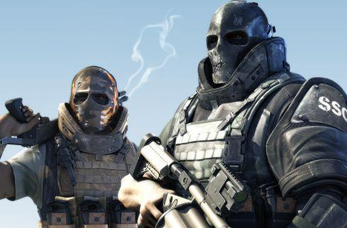 Army of Two chastised for 'homo-erotic content'