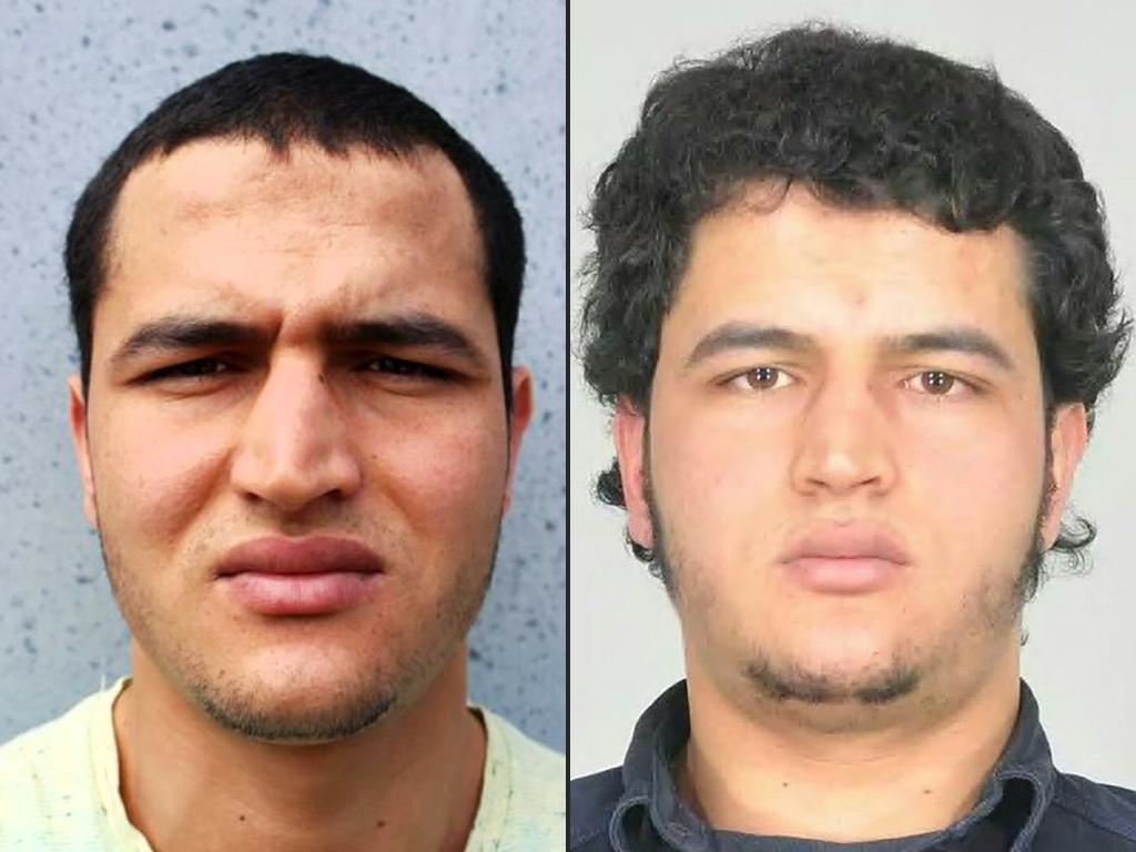 Tunisian asylum seeker Anis Amri killed 12 people when he drove a hijacked truck through a Berlin Christmas market on December 19 (AFP Photo/)