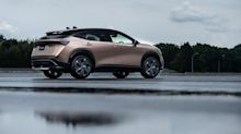 Nissan lancia Ariya, il crossover coupé 100% elettrico con stile e maxi-autonomia