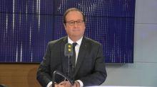 """Tour de France """"machiste et polluant"""" : """"Cessons de faire des polémiques pour rien, quand il y a une belle course"""", rétorque François Hollande au maire de Lyon"""