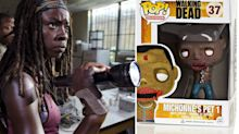 Bank employee sacked over 'racist' 'The Walking Dead' figurine