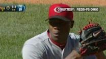 Cincinnati Reds Pitcher Arrested After Traffic Stop