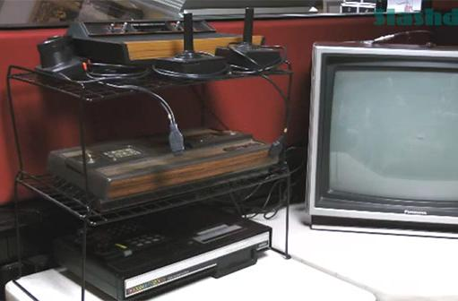 University of Michigan's Computer and Video Game Archive houses over 3,000 different games, roughly 35 unique consoles (video)