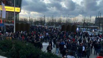 Foot - C1 - Un supporter du PSG décrit la tension avec la police à Dortmund