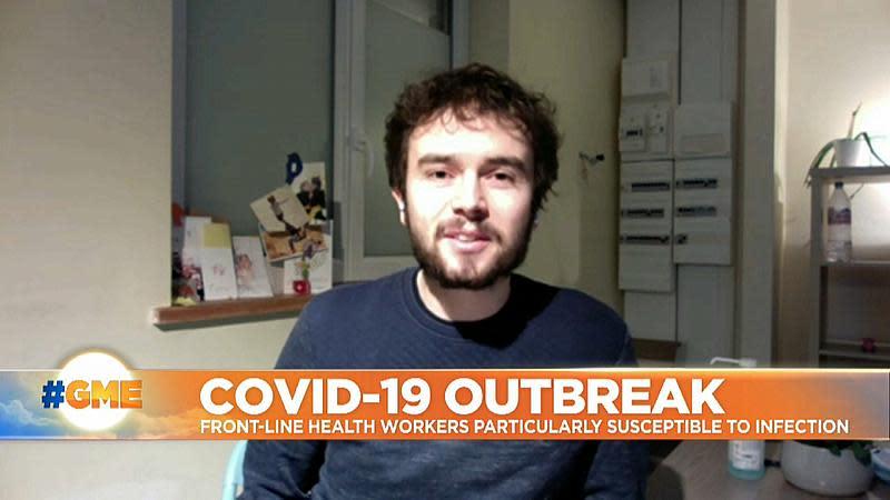 Coronavirus Symptome Kinder Füße