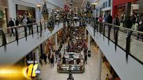 Shoppers scramble for last minute gifts