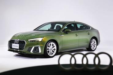 設計的靈魂在於感動消費者,Audi A5 Sportback 絕美亮相