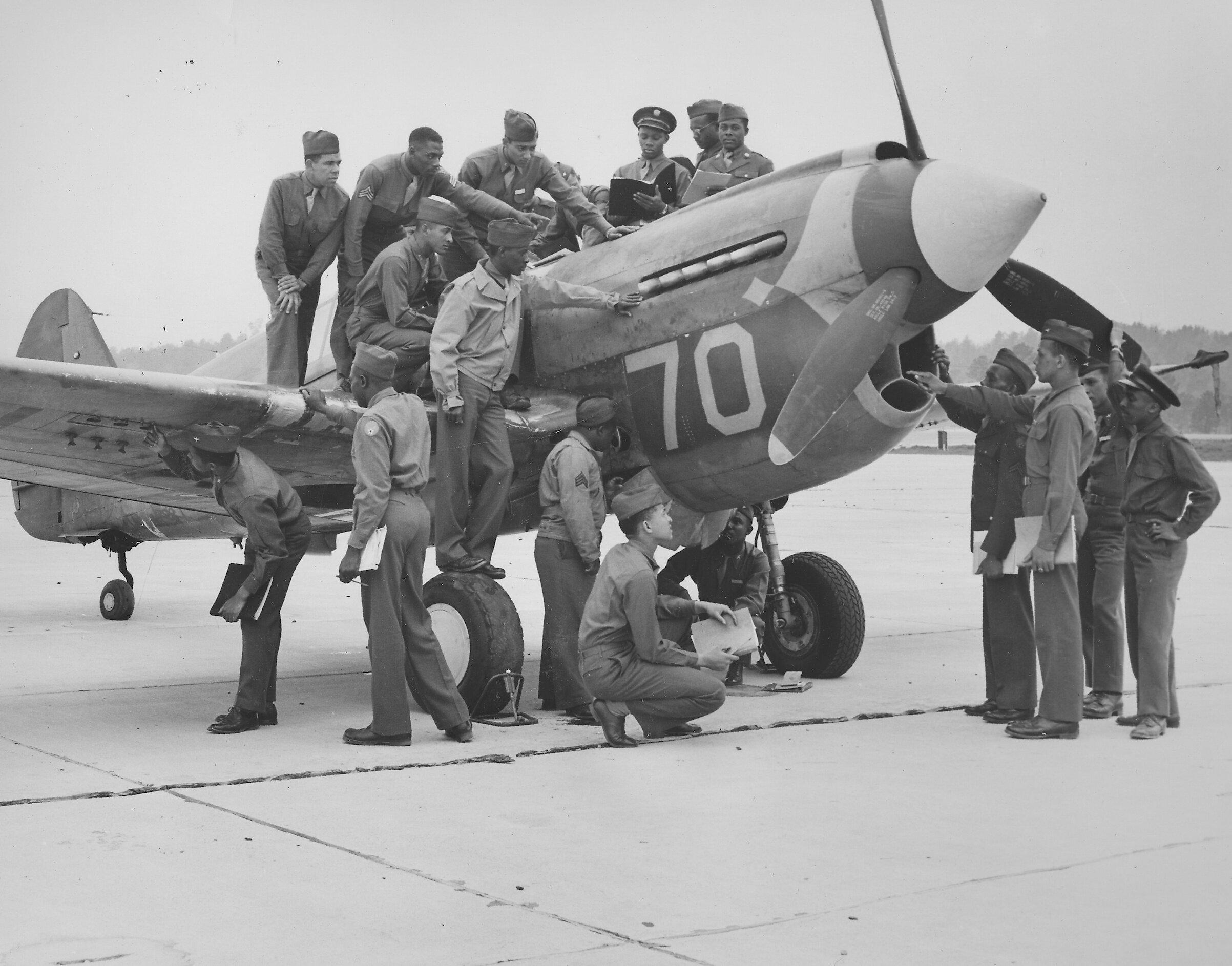 Washington's NFL Team Could Be Renamed the 'Red Tails.' Real Tuskegee Airmen Have Mixed Feelings About That