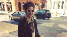 Jenny Slate: 'I find myself dressing like characters from The Wind in the Willows'