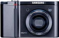 Samsung's 10 megapixel NV10 reviewed