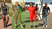Rock In Rio: Macacão é o pancadão e dita o style em dia de Anitta e Pink