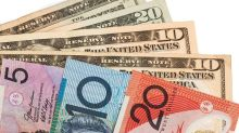 AUD/USD Price Forecast – Australian dollar bounces hard from support