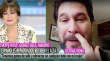 Un español del Gómez Ulla da el mayor corte a Ana Rosa en plena entrevista: tardó en poder reaccionar