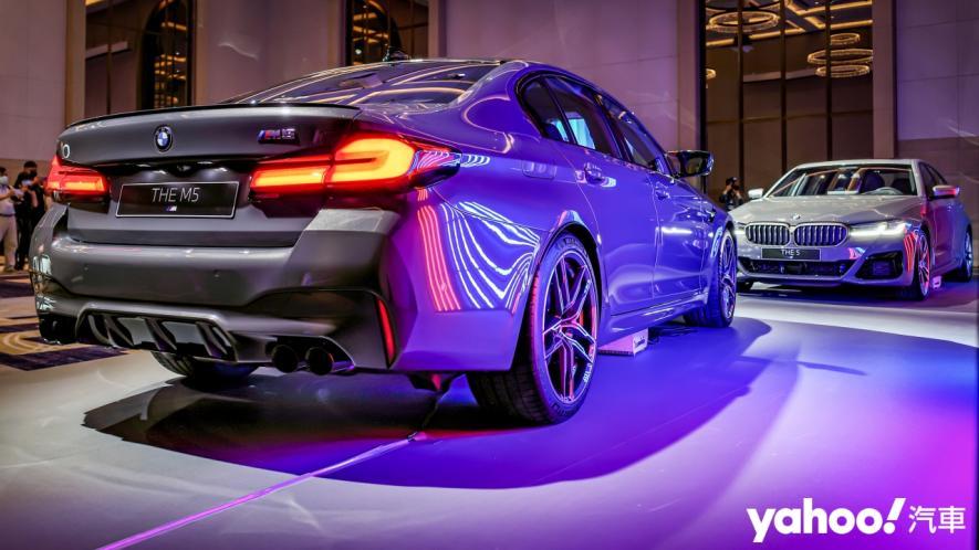 注意!紳裝暴徒來襲!2021 BMW M5、M550i與M2 CS登場! - 5