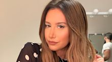 Ashley Tisdale's White Eyeliner Is Giving Us Serious Winter Vibes — Here's How to Copy Her Look