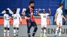 Lille trace unlikely path towards French title