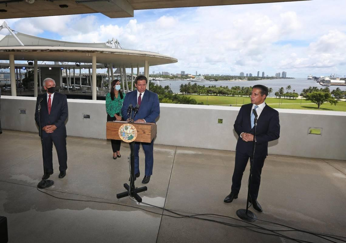 State education commissioner tells Miami schools to open by Oct. 5 or prove exceptions