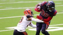 Jordan Akins eager to show his progression next season for Texans