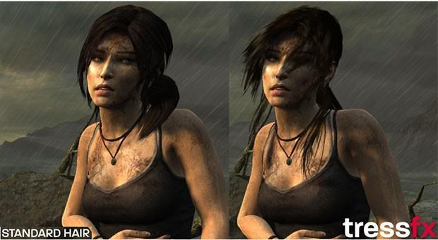 Because they're worth it: game characters get AMD to do their hair