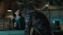 Guillermo del Toro's The Shape of Water gets rave reviews