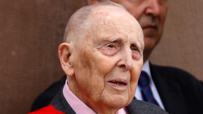 L'hommage national à l'ancien résistant Daniel Cordier aura lieu jeudi