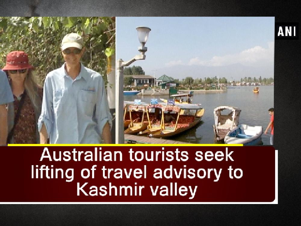 Australian Travel Advisory India