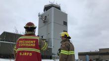 Carbon monoxide forces evacuation of flight tower at St. John's airport