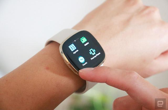 Fitbit's OS for the Sense and Versa 3 won't come to earlier smartwatches