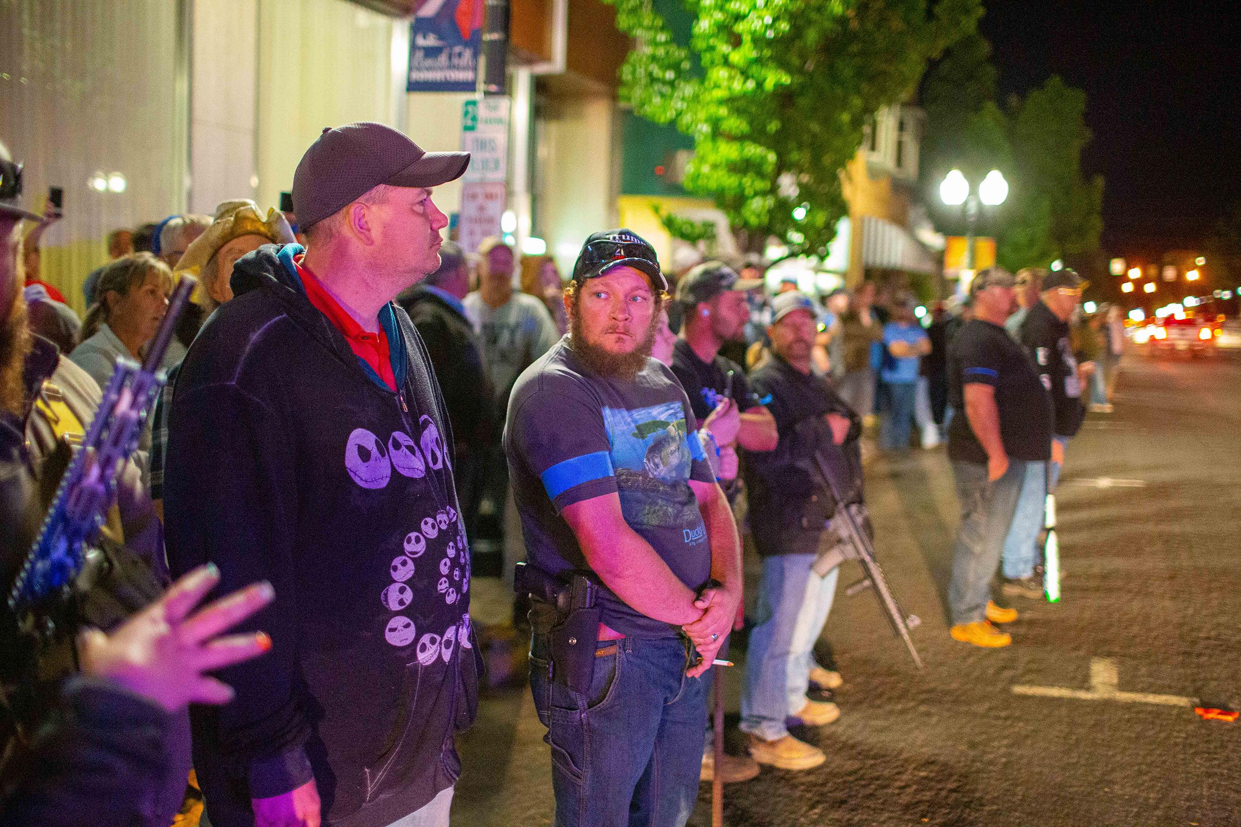 In Klamath Falls, Oregon, victory declared over antifa, which never showed up