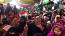 Shaheen Bagh Protesters Celebrate Republic Day by Reading Preamble