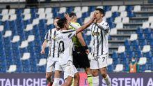 Serie A: Cristiano Ronaldo Scores 100th Goal for Juventus in Vital Win at Sassuolo
