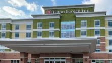 Hotel Operator Hilton Shares Rise After Profit Beats Estimates; Target Price $100