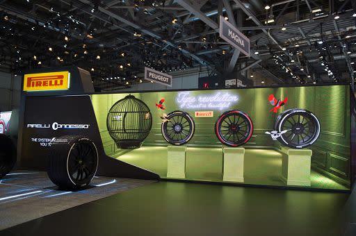 Pirelli No Cambiamenti In Mercato Tyre Che Impattino Stime - Mercato car show