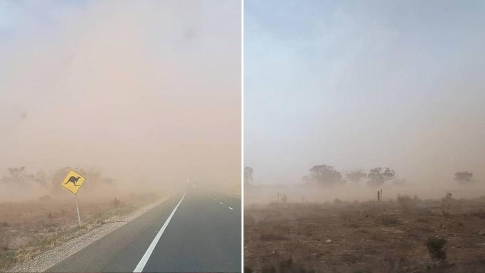 Dire warning to asthma sufferers as dust cloud sweeps across Australia
