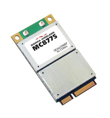 Sierra Wireless shows voice-capable mini cards