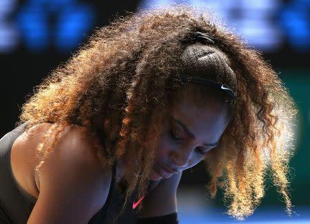 Tenista Serena Williams