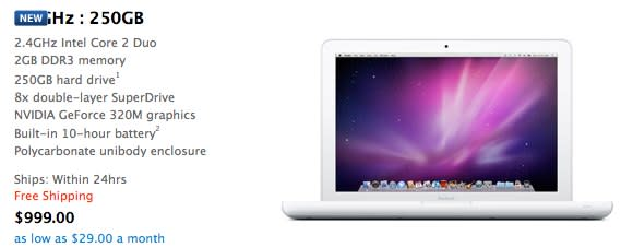 MacBook refresh gets official with 10-hour battery