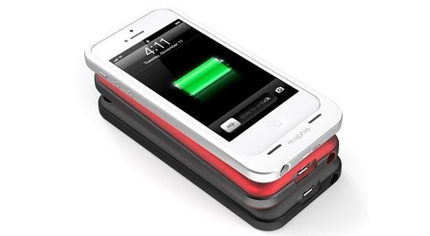 Mophie Juice Pack Air brings an extra 1,700 mAh to iPhone 5 for $100