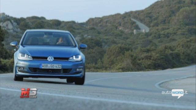 Video Volkswagen Golf 7