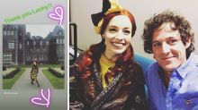 The Wiggles' Lachy Gillespie's birthday surprise for ex-wife Emma Watkins