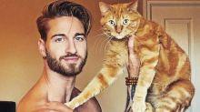 Sind Sie bereit für ein Instagram-Konto mit Traummännern und ihren Katzen?