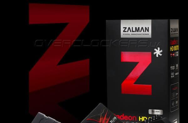 Zalman reportedly entering the graphics card market, merging GPUs with cooling solutions
