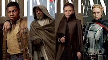 Star Wars 8 cast debut on Vanity Fair covers